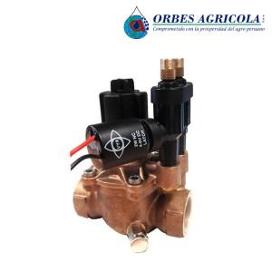 Electro-válvula PRECISION VYR-6160 (latón)