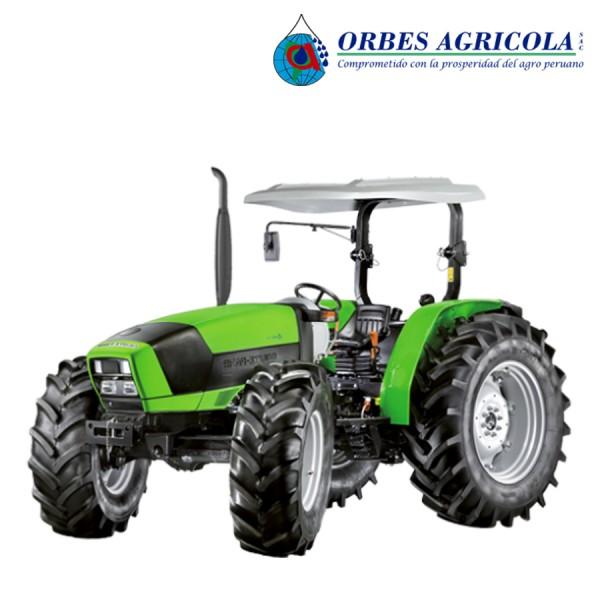 TRACTOR DEUTZ AGROLUX 95